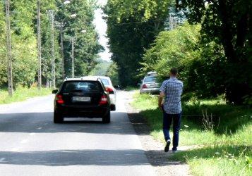 Co z chodnikiem na ul. Wierzejskiej w Piotrkowie?