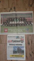Mamy niespodziankę dla kibiców Polonii