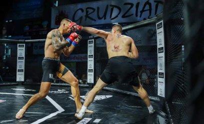 Sukcesy zawodników Top Fit Center podczas gal MMA