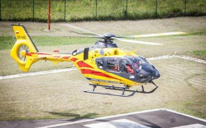 Wypadek z udziałem spadochroniarza