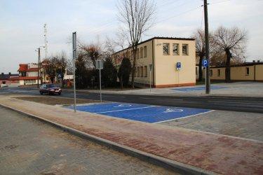 Koniec remontu ulicy Kosowskiej w Moszczenicy