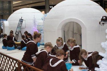 Eskimosi pojawili się w Piotrkowie