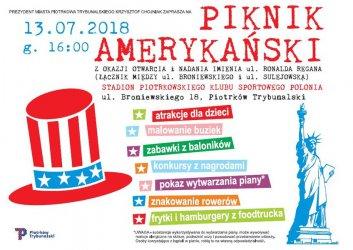 Impreza w amerykańskim stylu w Piotrkowie