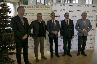 """Łódzki Dom Kultury podsumował drugą edycję projektu pn. """"Łódzkie pełne kultury"""