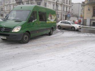 Piotrków: Drogowcy zareagowali na zimę