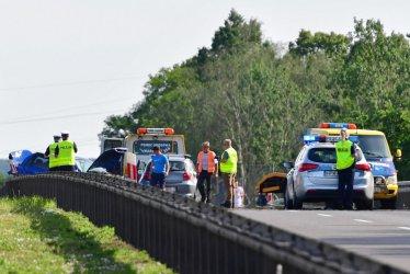 Co dziesiąty wypadek na autostradzie to skutek zmęczenia kierowcy