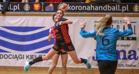 Piotrcovia przegrała w Kielcach