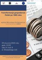 Opowie o transformacji gospodarczej
