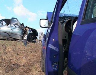 Region: Groźny wypadek k. Góry Kamieńsk