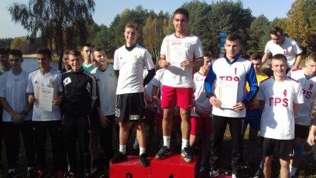 Kolejny awans piotrkowskich biegaczy