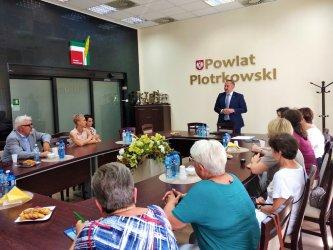 Powiat piotrkowski wsparł organizacje pozarządowe