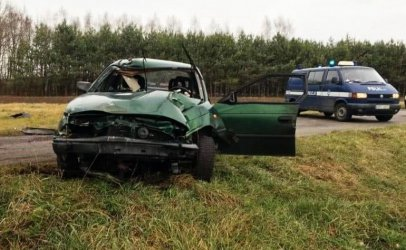 Dwie osoby zginęły w wypadku w Aleksandrowie