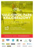 Rajd Bike Orient w Sulejowskim Parku Krajobrazowym