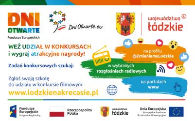 Dni Otwarte Funduszy Europejskich – Łódzkie zaprasza!