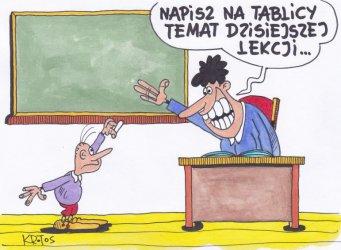Uczeń może więcej od nauczyciela?