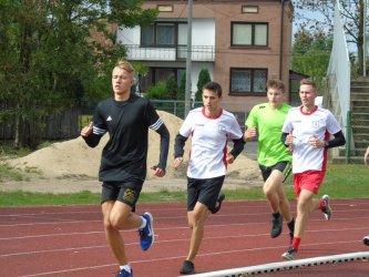 IV LO bezkonkurencyjne wśród szkół licealnych w lekkoatletyce