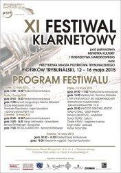 XI Festiwal Klarnetowy w Szkole Muzycznej