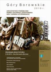 Góry Borowskie. Uczczą pamięć żołnierzy WRZEŚNIA