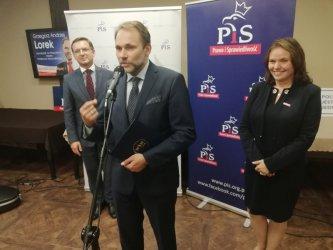 PiS zaprezentował kandydatów (VIDEO)