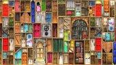 Pomóż stworzyć wystawę z... drzwi i bram
