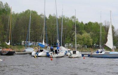 Sezon żeglarski na Zalewie Sulejowskim rozpoczęty