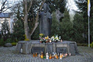 Piotrkowianie będą świadkami kanonizacji Jana Pawła II