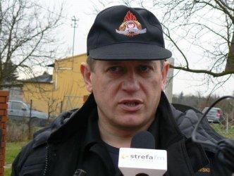 Pożar w kamienicy przy Starowarszawskiej