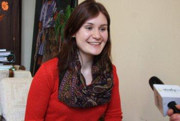 Joanna Jurek otrzymała staż w Centrum Onkologii