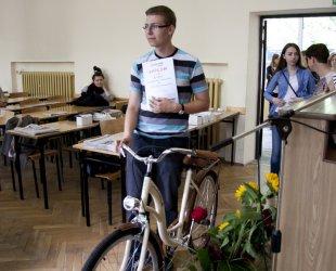 Uczeń III LO zwycięzcą jubileuszowego Dyktanda Trybunalskiego