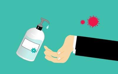 Piotrkowski sanepid nakazał wycofanie płynu dezynfekującego