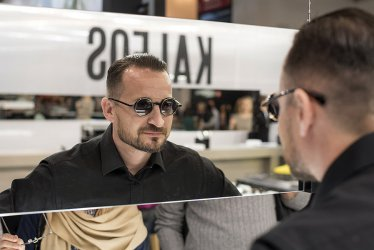 Piotrkowski bloger łamie optyczne tabu