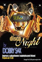 Disco z saksofonem