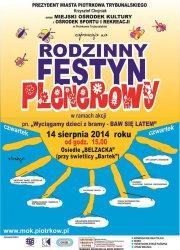 Rodzinny Festyn Plenerowy przy Belzackiej