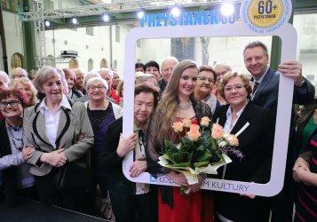 """Seniorzy z Piotrkowa aktywni podczas Forum """"Przystanek 60+"""""""