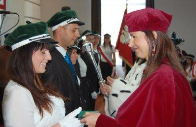 Piotrków: Inauguracja roku akademickiego w WSH