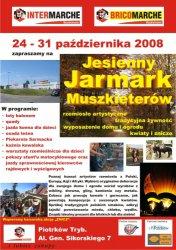 Jesienny Jarmark Regionalny (24 - 31.10.2008)