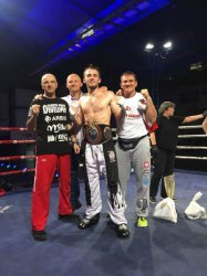 Robert Krasoń zawodowym mistrzem Europy!
