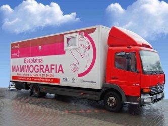 Mammografia dla mieszkanek naszego powiatu