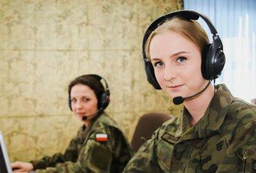 Wojska Obrony Terytorialnej prowadzą wsparcie psychologiczne w związku z pandemią