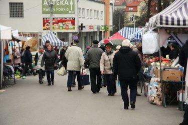 Opłaty targowe w Piotrkowie w górę