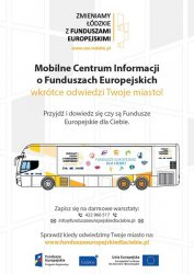 O funduszach w autobusie