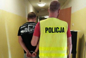 Rozbój w Gorzkowicach. Sprawcy zaatakowali dwóch braci