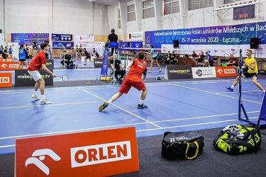 Maksymilian Danielak z brązem Ogólnopolskiej Olimpiady Młodzieży
