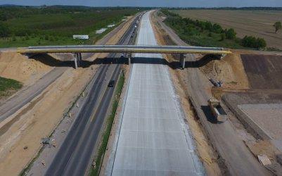 Piątkowe utrudnienia na budowanej A1. Będzie ruch wahadłowy