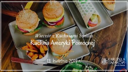 Kuchnie świata w Piotrkowie w sobotę 13 kwietnia w Karuzeli Smaków. Zarezerwuj miejsce już dziś!