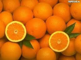 Pomarańcze na jesień i zimę