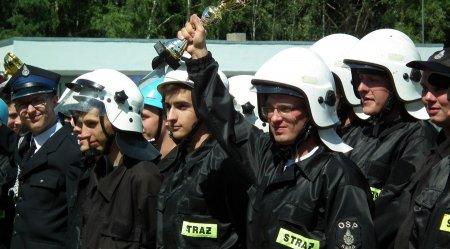 Strażacy rywalizowali w Bogdanowie