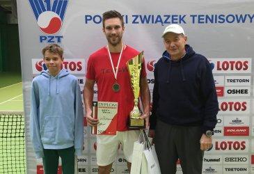 Maciej Rajski mistrzem Polski