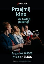 Piotrkowskie kino Helios zaprasza na seanse!