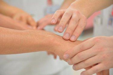 Złamania, kontuzje – jakie choroby leczy ortopeda?